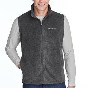 Columbia Men's Steen Full Zip Vest